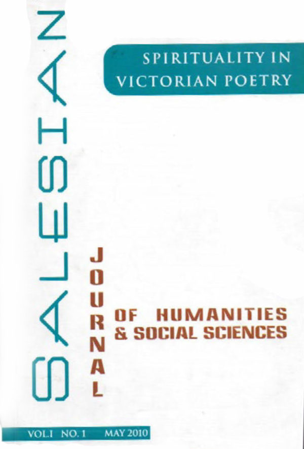 Spirituality in Victorian Poetry