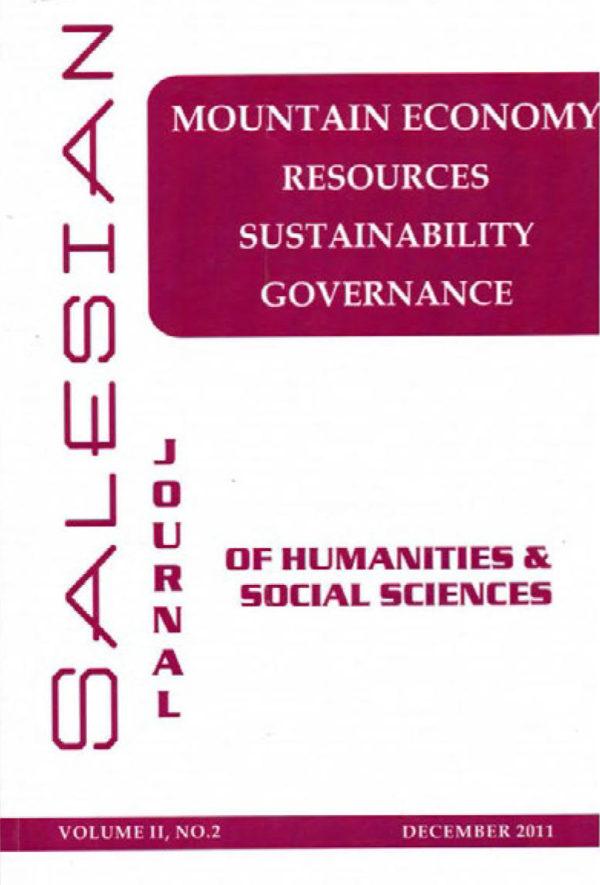 Mountain Economy Resources Sustainability Governance