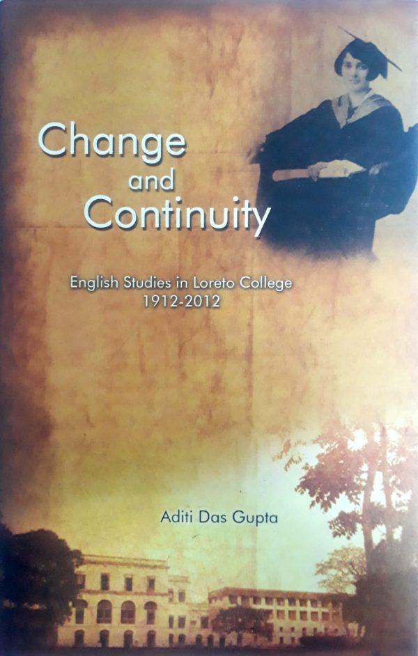 Change & Continuity: English Studies in Loreto College 1912-2012