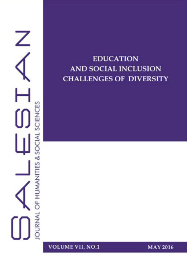 Education And Social Inclusion Challenges Of Diversity