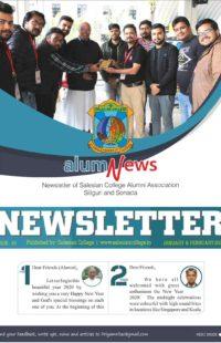Alumnews - Alumnews January & February 2020
