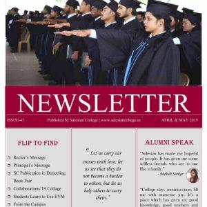 Alumnews - April & May 2019