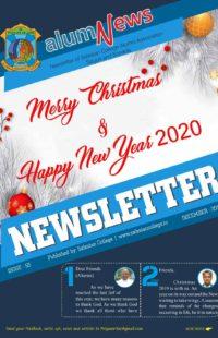 Alumnews - December 2019
