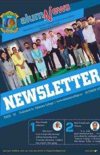 Alumnews - October 2019